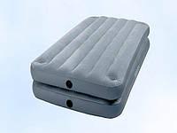 Надувная односпальная кровать Intex 67743