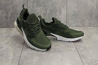 Кроссовки G 5074 -3 (Nike AirMax 270) (весна/осень, мужские, текстиль, хаки)