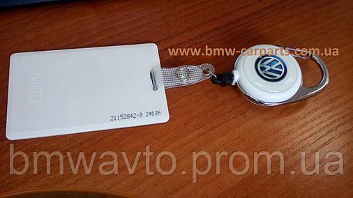 Держатель для пропуска Volkswagen Badge Holder, фото 2