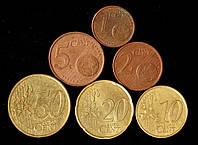 Набор Евро монет Франции