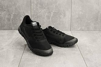 Кроссовки G 7385 -8 (Nike Free Run 3.0) (лето, женские, текстиль, черный)