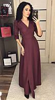 Женское длинное вечернее платье , фото 1