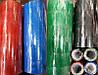 Скотч ЕкоПак цветной микс (длина 100м ширина 45мм Красный, желтый, зеленый, синий, черный) уп6 ящ72