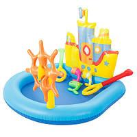 Детский надувной бассейн  корабль 52211, фото 1