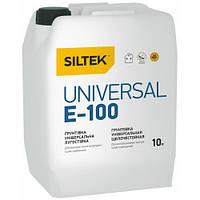 Грунтовка универсальная щелочестойкая Siltek Universal Е-100 (10л)