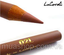 """Олівець для губ LaCordi """"Care & Easy"""" №02L Пастельно-рожевий"""