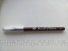 Карандаш для бровей Cascade of Colours (восковый, коричневый) 001