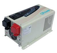 Инвертор гибридный DC/AC GPower 1000Вт 12/230В