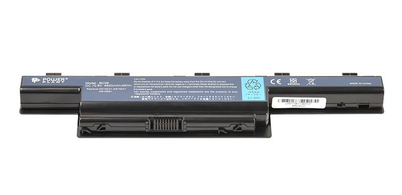 Акумулятор PowerPlant для ноутбуків ACER Aspire 4551 (AR4741LH, GY5300LH) 10.8 V 4400mAh