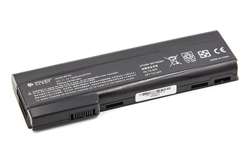 Аккумулятор PowerPlant для ноутбуков HP EliteBook 8460w Series (628369-421, HP8460LP) 11.1V 7800mAh