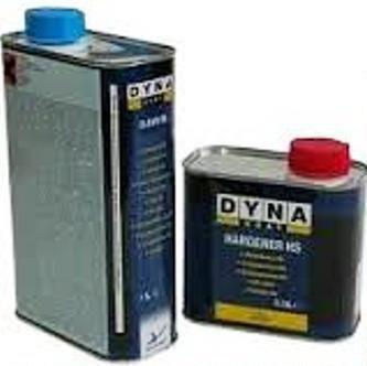 Автомобильный лак DYNACOAT 5000 HS 2K акриловый бесцветный 2 + 1 1л. + отвердитель 0,5 л.