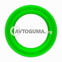 Манжета 30x40x7 (PU Green) (EXL)
