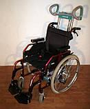Мобильный лестничный подъемник колесного типа Alber Scalamobil S25 с Ультра Легкой Инвалидной Коляской, фото 2