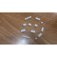 Заглушки для MacBook Retina12/Air13/Pro13/Pro15 набор (12шт)