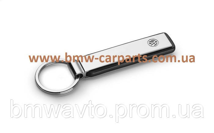 Брелок Volkswagen Logo Key Chain Pendant Silver Metal, фото 2
