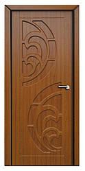 Модель Прибой (золотой дуб)  ПГ, межкомнатные двери, Николаев