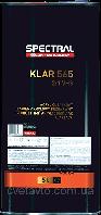 Автомобильный лак SPECTRAL 565 2К акриловый бесцветный 2 + 1 1л. + отвердитель H6115 0,5 л.