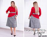 Повседневное женское платье раз.48-58, фото 2