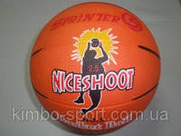 Мяч баскетбольный SPRINTER № 7