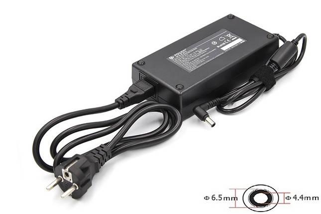 Блок питания для ноутбуков PowerPlant SONY 220V, 19.5V 150W 7.7A (6.5*4.4), фото 2
