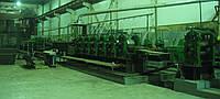 Трубоэлектросварочный агрегат ТЭСА 89-159, трубный стан