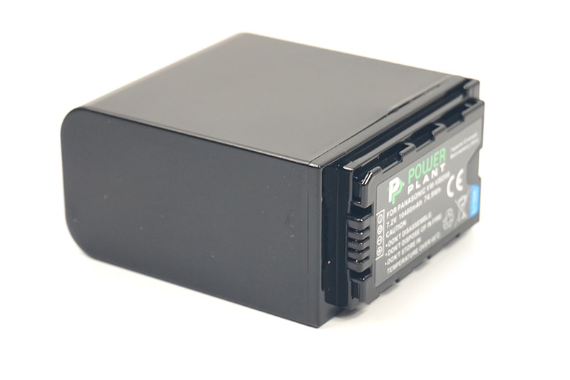 Аккумулятор PowerPlant Panasonic VW-VBD98 10400mAh