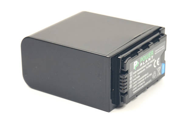 Аккумулятор PowerPlant Panasonic VW-VBD98 10400mAh, фото 2
