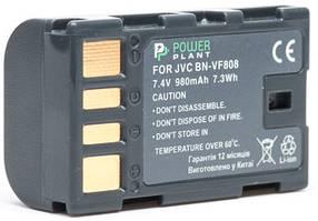 Акумулятор PowerPlant JVC BN-VF808 980mAh