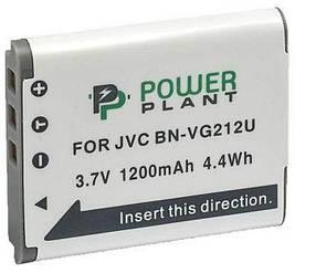 Акумулятор PowerPlant JVC BN-VG212U 1200mAh