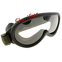 Очки  защитные M44 USA MIL-TEC Black, 15611000