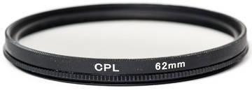 Светофильтр PowerPlant CPL 62 мм, фото 2