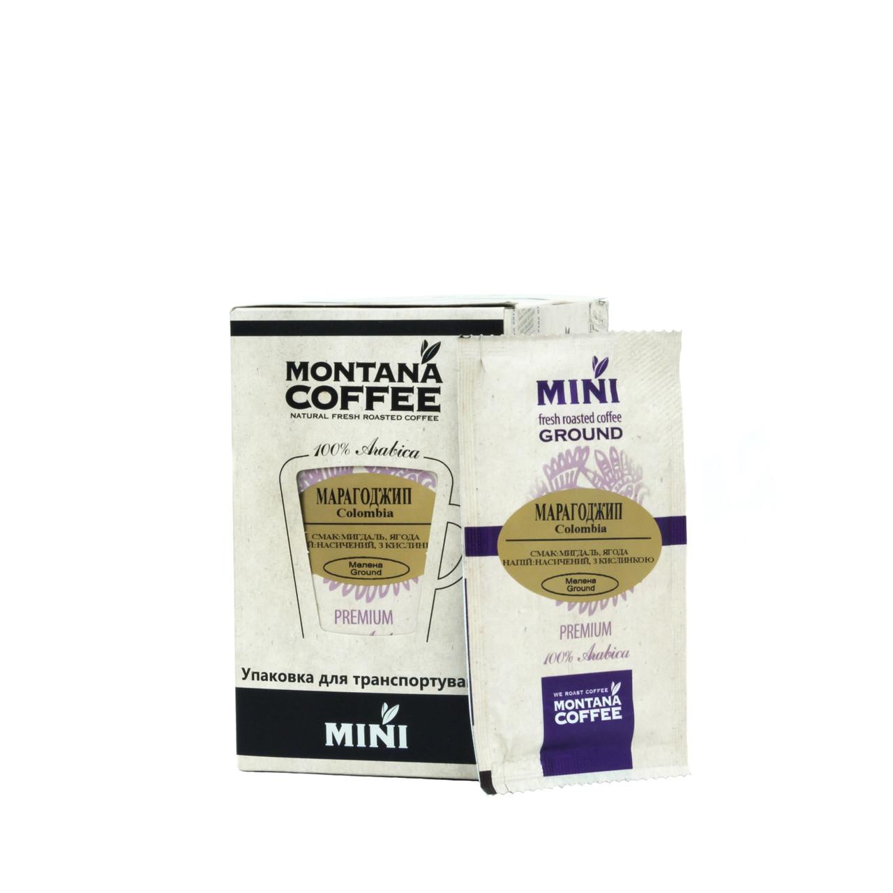 Марагоджип Montana coffee MINI 20 шт