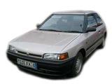 Стекла лобовое, заднее, боковые для Mazda 323 (Седан, Комби) (1989-1994)