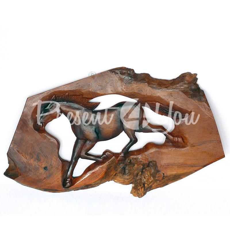 Панно 'Лошадь'