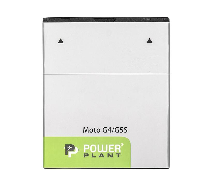 Акумулятор PowerPlant Motorola Moto G4/G5S (GK40) 2685mAh