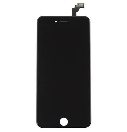 Дисплейный модуль (экран) для iPhone 6 Plus, черный, фото 2
