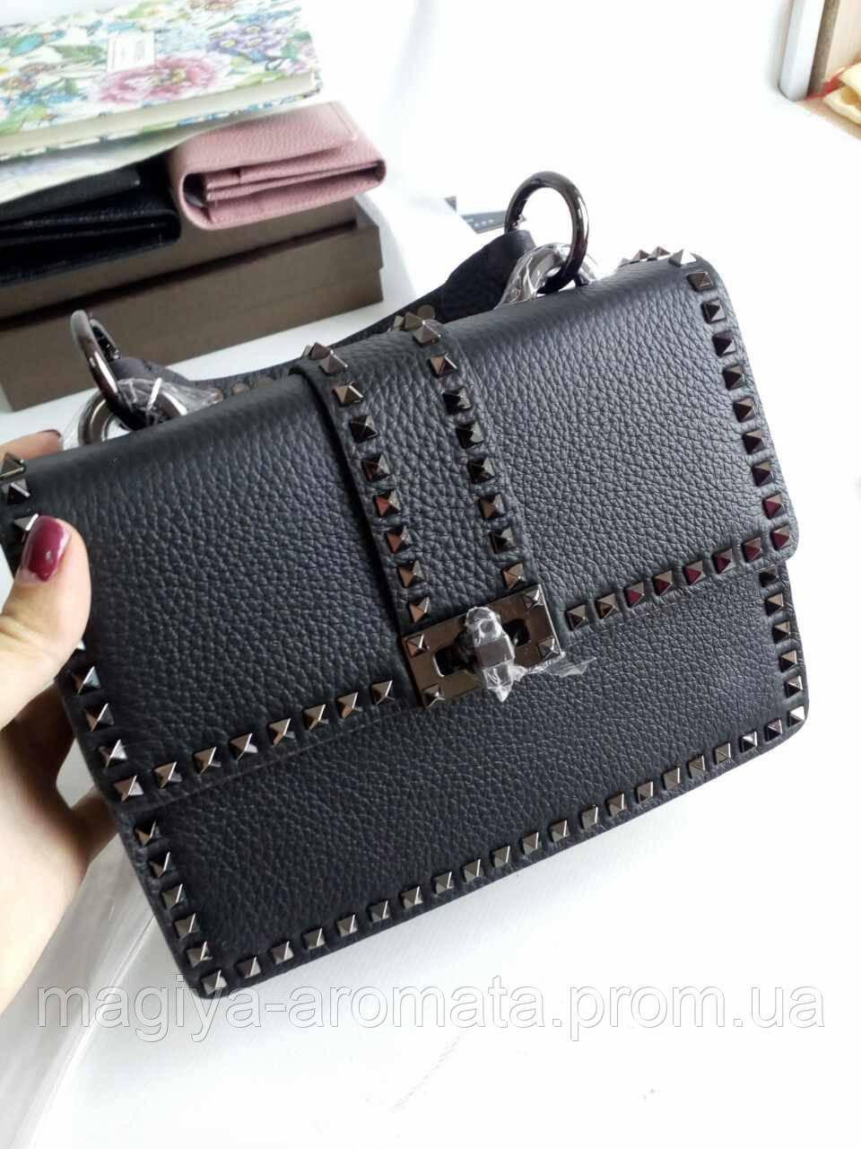 98d29adf72e2 Женская сумка Valentino Шикарная кожаная брендовая сумочка.лучшая в инете -  Магия Аромата - Парфюмерия