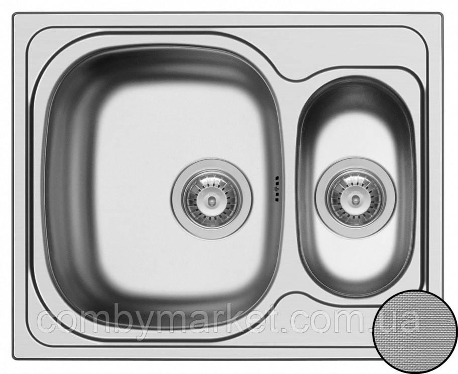 Кухонная мойка Fifika 1.5C Textură, 700 х 500 мм