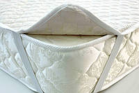 ✅ Наматрасник (чехол для матраса) 90х200 синтепон/микрофибра TAG