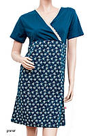 Сорочка женская ночная рубашка S|M KOSZULA ALTEDO 2BIG-A-A165 Белье для беременных и кормящих Польша