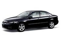 Стекло лобовое, боковое, заднее для Mazda 6 (Седан, Комби, Хетчбек) (2002-2008)