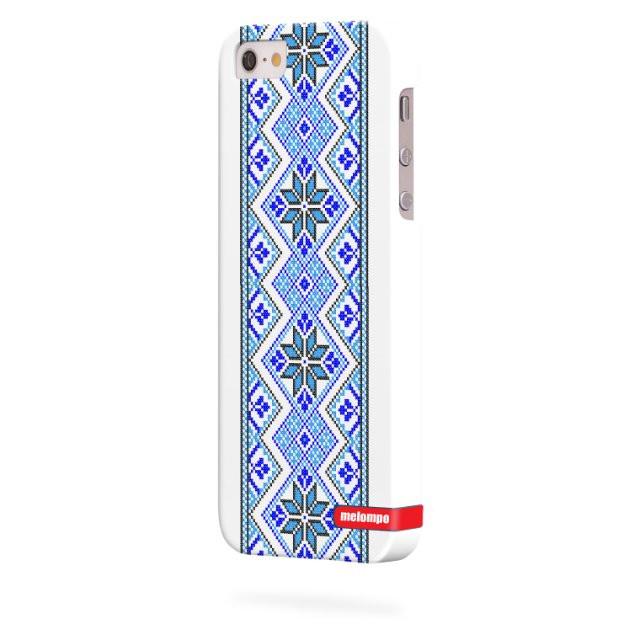 Чехол для iPhone 5/5s Вышиванка V3