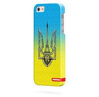 Чехол для iPhone 5/5s Герб Украины