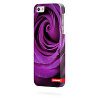 Чехол для iPhone 5/5s Роза фиолетовая