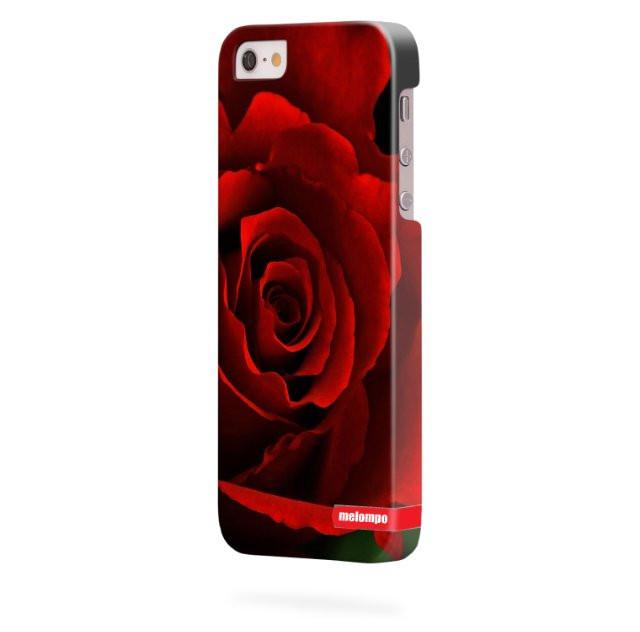 Чехол для iPhone 5/5s Красная роза