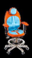 Кресло TRIO Duo color orange-blue