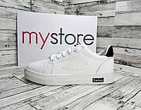 Кроссовки женские белые ., фото 1