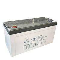 Свинцово-углеродные аккумуляторы AX-Carbon-100, 100Ач 12В, AXIOMA energy
