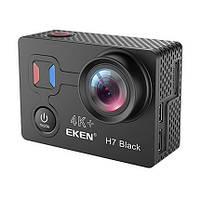 Экшн камера Eken H7 (не h7s) 4k со стабилизацией от  Sony