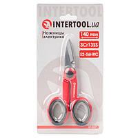 Ножницы электрика INTERTOOL HT-0571
